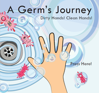 GermsJourney book cover